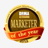 2013 DRMA Marketer Of The Year award